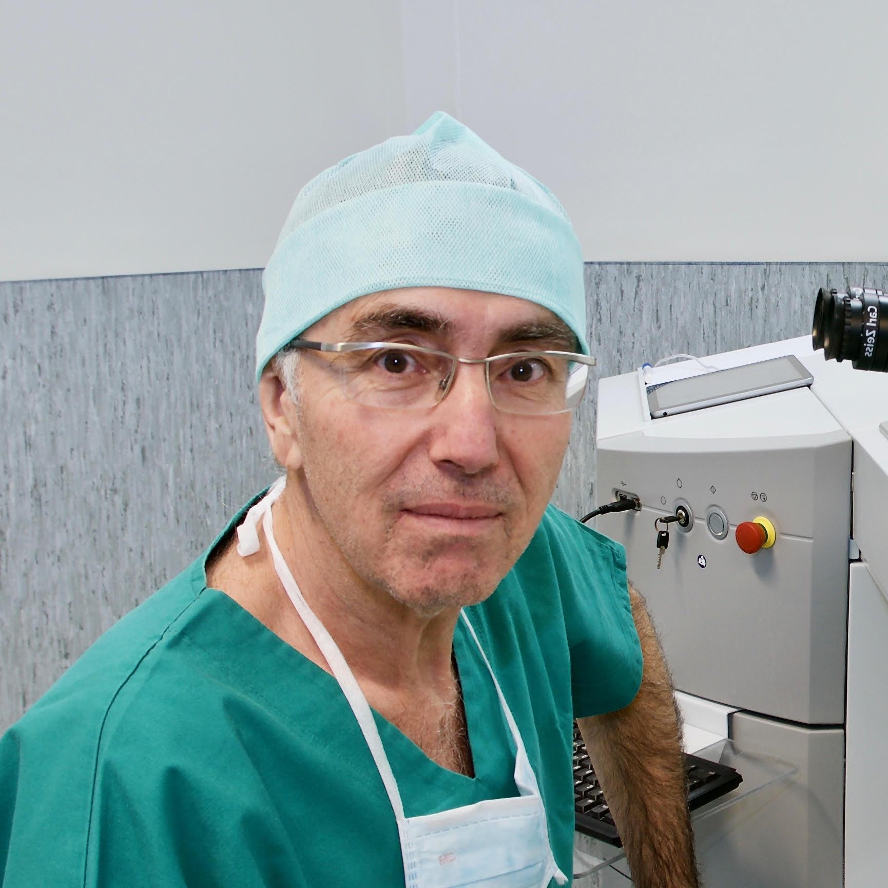 Dr zerdab ivan chirurgien ophtalmologiste challes les - Cabinet ophtalmologie grenoble ...